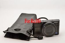 Soft Sheep Skin Leather Camera Case Pouch Bag For Sony DSC-RX100 RX100ll M4 M5