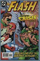 Flash #215 2004 [Identity Crisis, Wally West] Howard Porter DC m