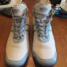 Havana Joe Traveler Boots White Torino & Light Blue Size 44