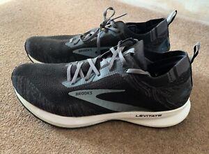 Brooks Levitate 4 Mens Running Shoes - Black