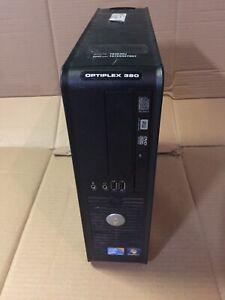 Dell Optiplex 380 sff (Dual-core 2.5Ghz, 4gb Ddr3, HDD 250gb)