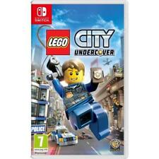 Lego City Undercover - SWITCH IMPORT neuf sous blister