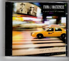 (HK304) Fiona J Mackenzie, A Good Suit Of Clothes - 2009 Sealed CD