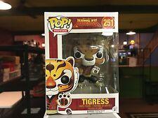 2016 Funko POP! Disney Movies Kung Fu Panda TIGRESS #251 Vinyl Figure MIB