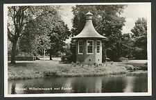 Meppel  Wilhelminapark met Koepel