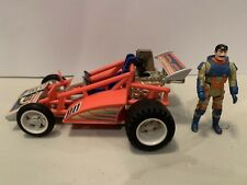 Firefly With Julio Lopez Incomplete See Description 1986 M.A.S.K. Kenner Vint