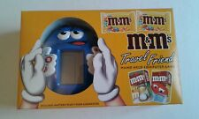 M & M hand held computer game boxed 2005.