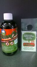 GREEN CLEANER ORGANIC INSECTICIDE ,SPIDER,BROAD,RUSSET MITE MITES, MILDEW 240ML