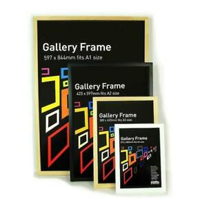 Seawhite Gallery Wooden Picture Frame for Papers & Canvases