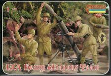 Strelets 1/72 (20mm) WWII Japanese Heavy Weapons