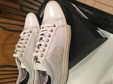 Mens Roberto Cavalli sneakers size 9.5 made in Italy NWT