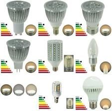 Advansia Ampoule LED GU10 E27 E14 MR16 CORN BULB PIR BLANC CHAUD FROID NATURE