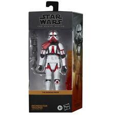 Star Wars | The Black Series | Incinerator Trooper | 6-Inch Action Figure