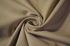 "Khaki Tan Uniform Fabric Nomex ® Aramid FR 8 Oz Twill 61""W Fire Retardant"