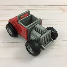 Buddy L Corp Red Hot Rod Toy Car Made in Japan Vintage