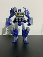 Transformers War for Cybertron / Generations deluxe Soundwave complete