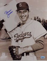 Randy Ransom Jackson Dodgers Cubs Signed 8x10 Autographed MLB Photo 17H