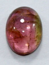 4.70 Ct Natural Tourmaline Loose Gemstone 12X9mm Oval Cabochon  S624