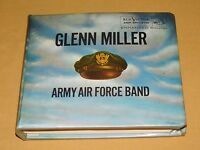 WWII VINTAGE 1955 GLENN MILLER ARMY AIR FORCE BAND 15  45 RPM RECORDS SET