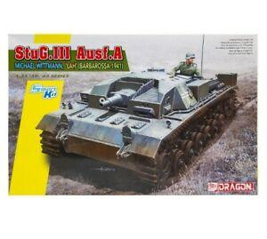 Dragon Models 1/35 StuG.III Ausf.A Michael Wittmann LAH Division in Barbarossa