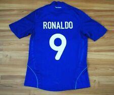 Ronaldo Real Madrid Spain 2008/2009 Away Football Shirt Jersey Camiseta Sz Small
