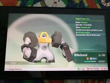 Pokemon Lets Go Pikachu Eevee Melmetal 6IV Battle Ready Strategy Guide Trade
