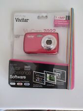 vivitar 7 7 9mp point shoot digital cameras ebay rh ebay com Vivitar ViviCam Instruction Manual Vivitar ViviCam Xo24