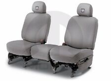 09-10 Dodge Ram 1500 2500 3500 Front Seat Covers Cover Custom Fit Gray Mopar Oem