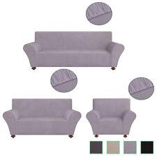 vidaXL Sofahusse Jersey Polyester Sofabezug Stretchhusse mehrere Auswahl