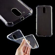 étui en silicone transparent 0,3 mm très fin Coque Pour Motorola Moto G4 2016