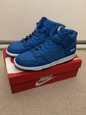 Nike Dunk High 'NYLON' Electric Blue Limited Edition UK SIZE 8