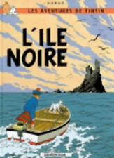 L'Ile Noire by Herge (Hardback, 2006)