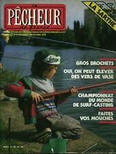 Revue le pêcheur de France No 21 Décembre  1984