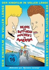 BEAVIS UND BUTTHEAD MACHENS IN AMERIKA   DVD NEU  MIKE JUDGE/DAVID GALE/+