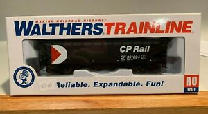 New Walther's Trainline HO Canadian Pacific Offset Hopper Car