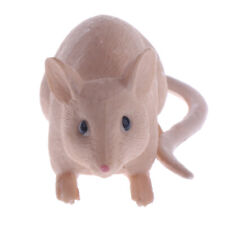 Realistic Mouse Animal Model Figure Rat Figurine Kids Educational Toy Decor