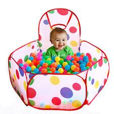 Neu 0.9M- Kinder Pool Pop-up Bällebad Ballpool Babyzelt Spielzelt Ball toy