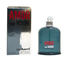 Amor Pour Homme by Cacharel 2.5 Oz EDT for Men 75ml Spray