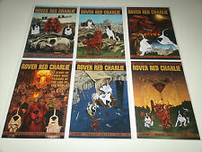 Rover Red Charlie Avatar Press full series #1-6 NM condition Wow Deal!