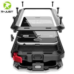 HEAVY DUTY GORILLA METAL CASE SHOCKPROOF iPHONE 12 PRO MAX 11 XR XS 8 7 6 SE +