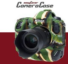 EasyCover Protective Camouflage Silicone Camera Armor for the Nikon D4 or D4s