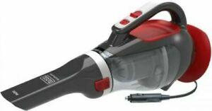 Mini aspirapolvere Auto 12V Black+Decker ADV1200 potente azione ciclonica