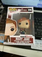 Funko POP! Games - Marvel's Spider-Man Vinyl Figure - MARY JANE - New in Box