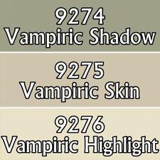 Reaper Miniatures 09792: VAMPIRIC SKINTONES COLORS