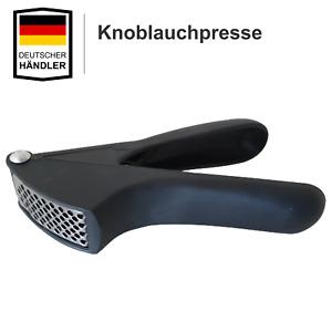 Hochwertige Knoblauch Presse Knoblauchpresse Mehrzweck Ingwer Garlic