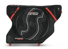 Scicon TT Aerocomfort 3.0 Triathlon Bike Bag, Black, RRP AUD$949