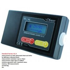 Coating Check Paint Thickness Gauge Car Testing Steel Galvanized GL-6 Fe & AL