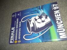 1994 CHAMPIONS LEAGUE FINAL BORUSSIA DORTMUND V JUVENTUS @ MUNCHEN