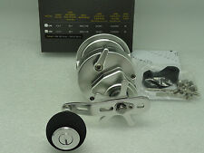 PROGEAR V40 Pro Gear V 40 star drag reel Silver RH upgraded version Summer Sale*