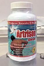 Nuevo Artrison Reforzado 90 Capsules Con Calcio de coral Glucosamine MSM
